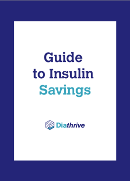 Guide to Insulin Savings