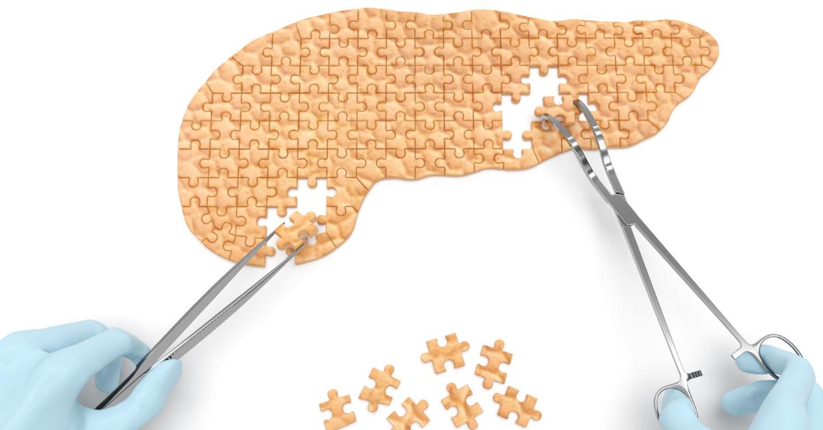 Pancreas-shaped puzzle