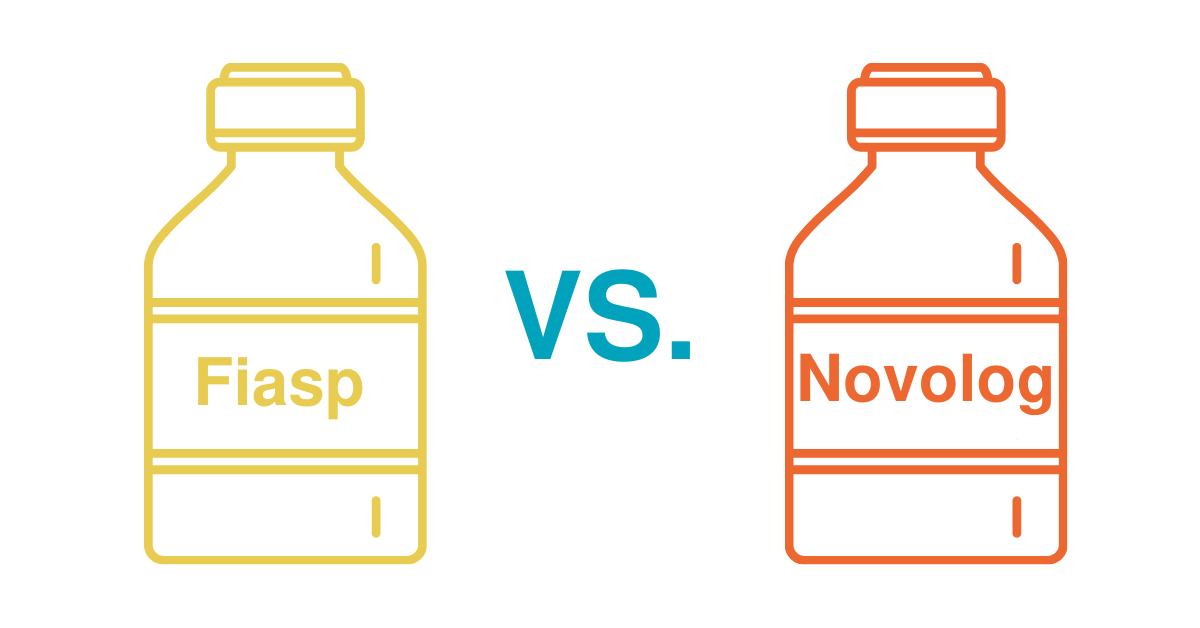 Fiasp vs. Novolog