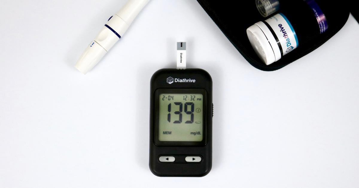 Blood sugar testing kit
