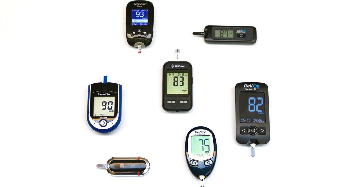 Comparing Glucose Meters