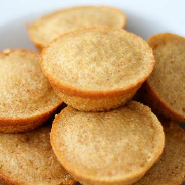 Delicious Low-Carb Corn Muffin Recipe