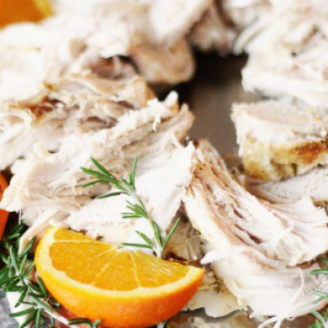 Orange Rosemary Turkey