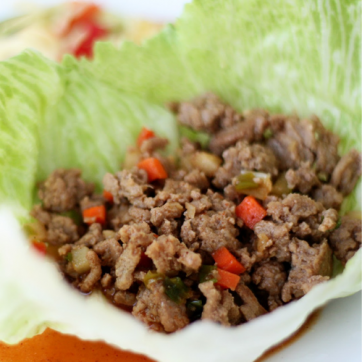 Delicious Turkey Lettuce Wraps Recipe