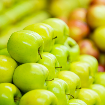 Diabetes Problem Foods: Apples