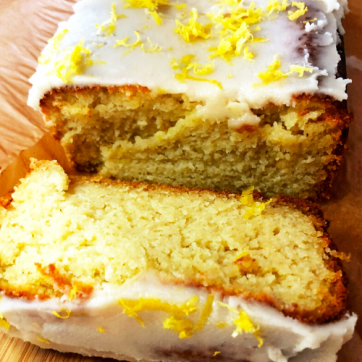 Sugar-free Lemon Loaf