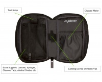 Myabetic - James Diabetes Compact Case